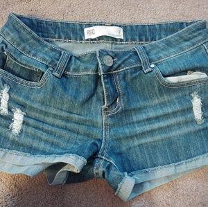 RSQ Malibu Jean short size 7
